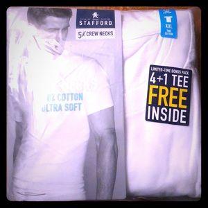 Plain white T-shirts BRAND NEW